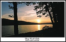 Deep CReek Lake Photography For Sale